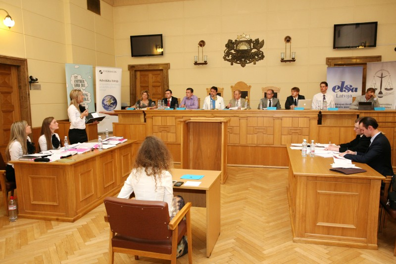01.06.2013. Final of play of court proceedings in civil law is carried out in the Supreme Court. The 1st of June, 2013