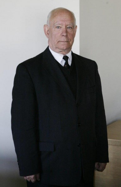 Gunars Aigars, former Chair of the Chamber of Civil Cases