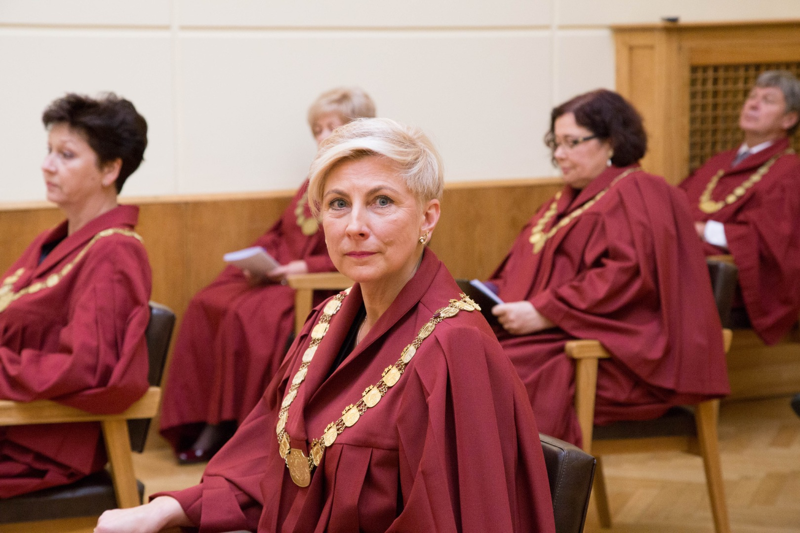 11.09.2020. The Plenary Session of the Supreme Court elected Dzintra Balta, the Senator of the Department of Civil Cases, as the member of the Judicial Council. In turn, the Judicial Council repeatedly elected Dzintra Balta as the Deputy Chair of the Judicial Council.