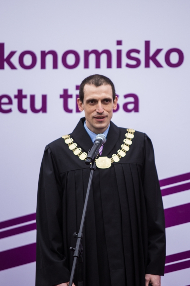 31.03.2021. Mikelis Zumbergs, acting chair of the Economic Court – former judge assistant at the Supreme Court