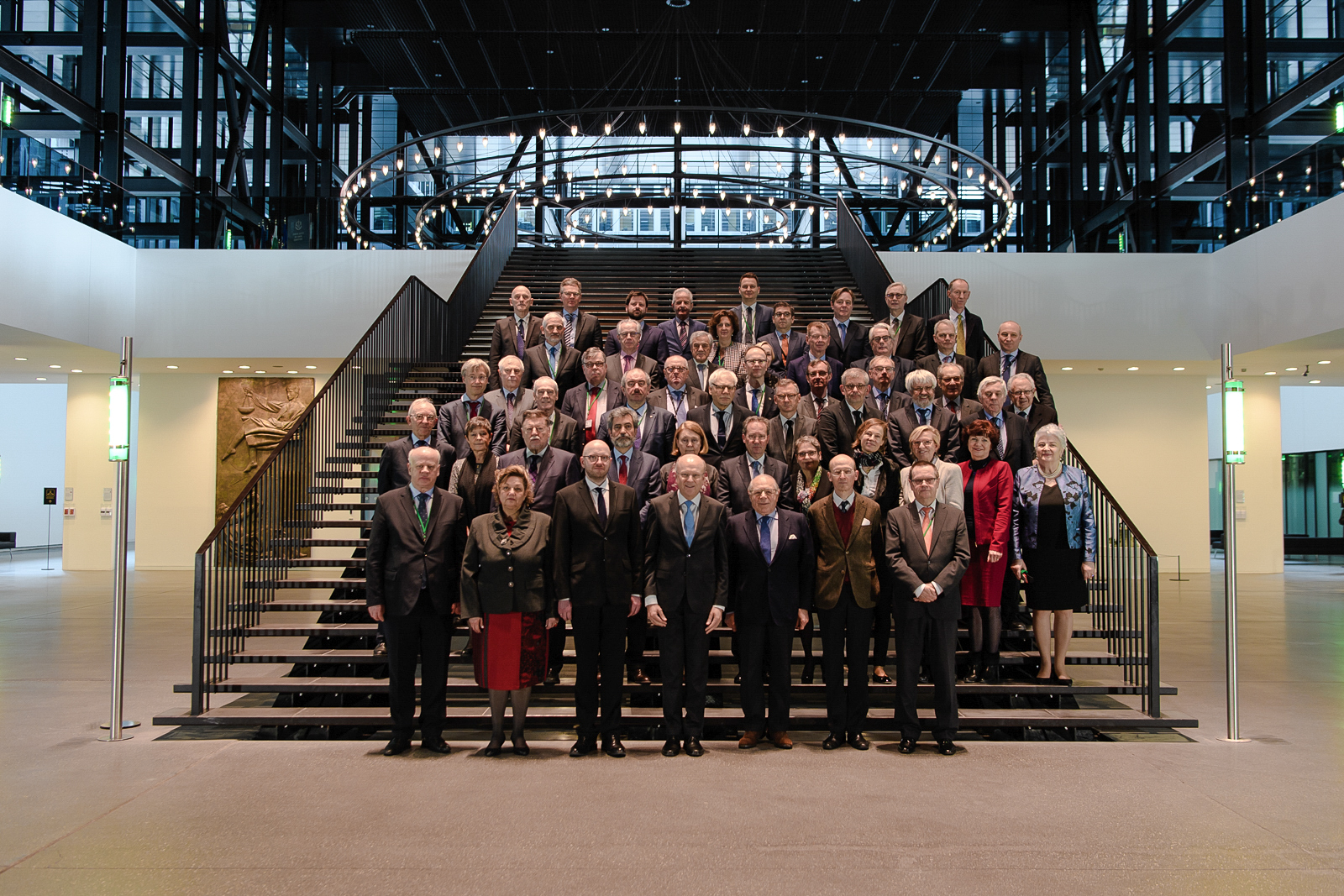 12.03.2018.  Joint meeting of the Court of Justice and the Network of Presidents of the Supreme Judicial Courts of the European Union