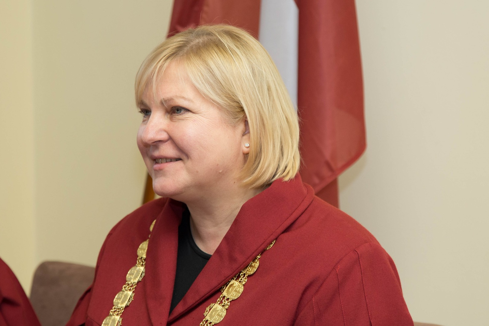 14.12.2017. Veronika Krumina is re-elected as the Chair of the Department of Administrative Cases