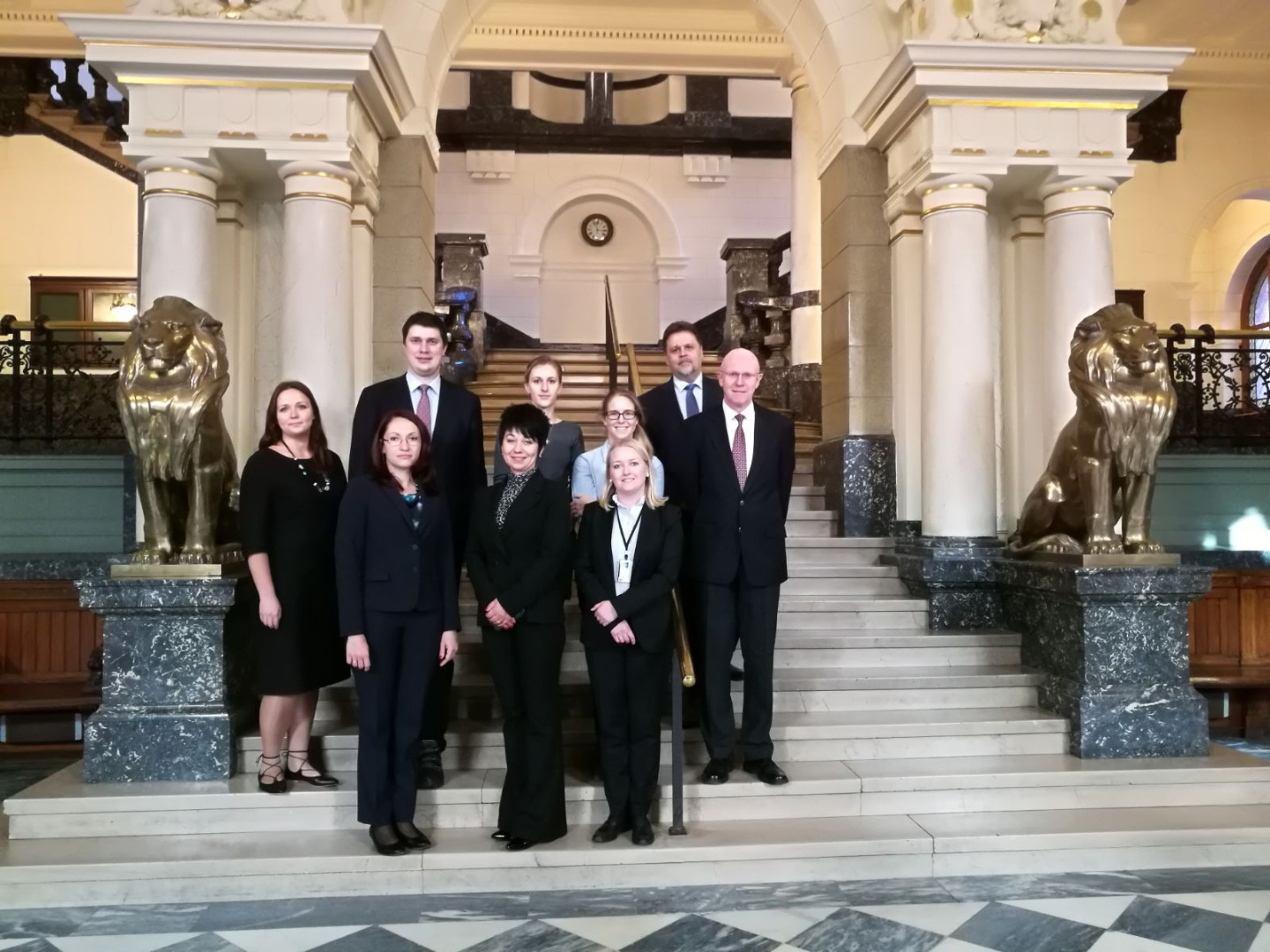 11.10.2017. Within the framework of the Nordic-Baltic Mobility Program for Public Administration, the Department of Civil Cases received support for the project