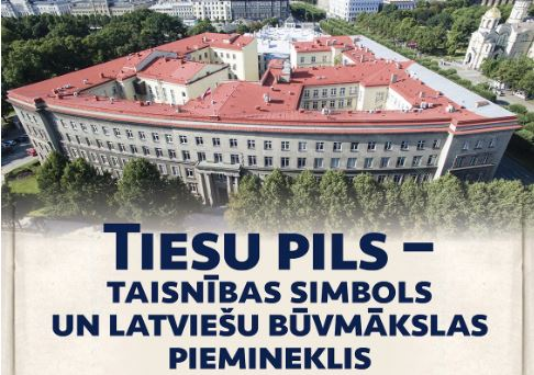 21.02.2019. The exhibition created by the Supreme Court tells about the Palace of Justice – a symbol of justice and a monument of Latvian architecture. In December 1936, the foundation stone of the new building was solemnly laid, and in December 1938 the building was consecrated and the work of the Senate and other judicial institutions began. The exhibition has three sections: Construction and opening of the Palace of Justice; Work of the Senate of Latvia in the Palace of Justice; Return of the Supreme Court to the Palace of Justice; and the Palace of Justice today.