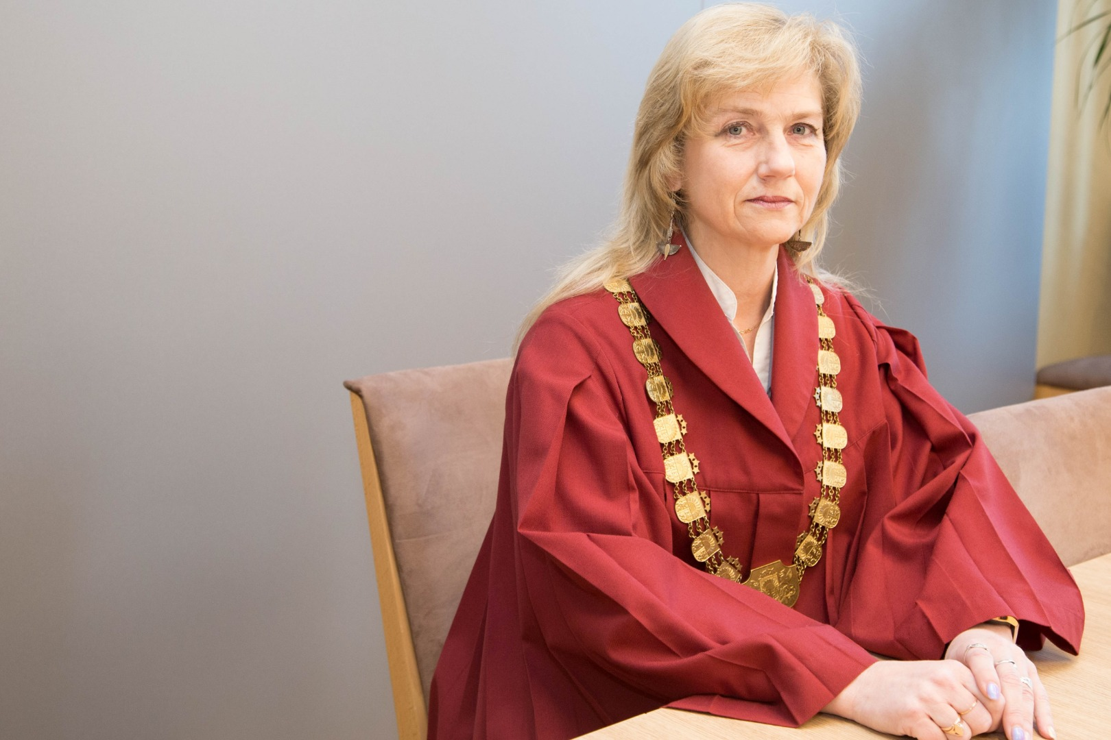 03.02.2020. Inese Laura Zemite took up her work as a judge in the Department of Criminal Cases of the Supreme Court. Her experience as a judge is 22 years. Inese Laura Zemite has been a judge in Riga City Zemgale District Court for eight years, and since 2005 – the Chair of the Criminal Cases Collegium of Riga Regional Court.