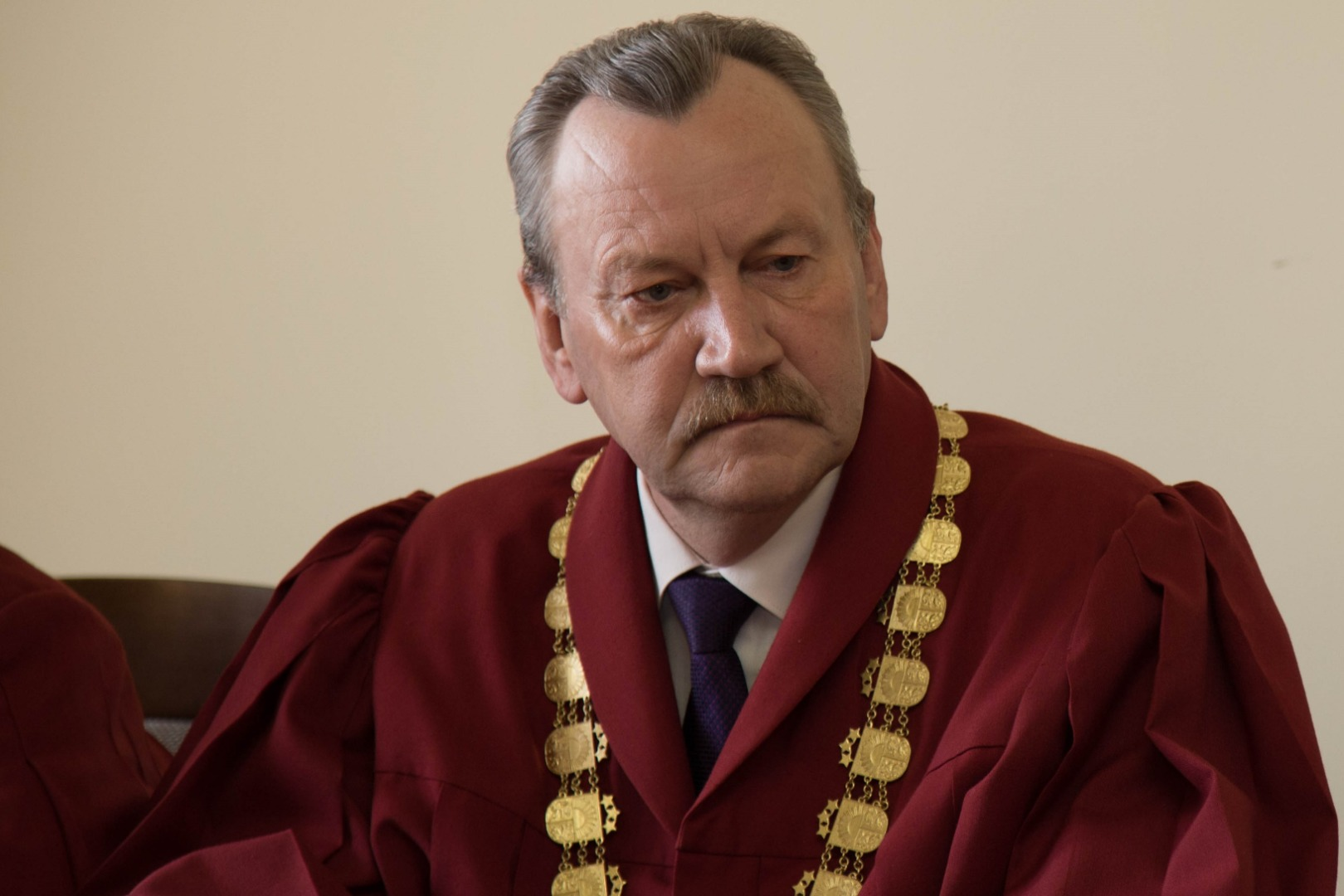 01.04.2020. Peteris Dzalbe, Chair of the Department of Criminal Cases of the Senate, left the position of a judge and retired. Judge with 35 years of experience as a judge, first chair of Zemgale Regional Court, since 2005 - judge of the Supreme Court, since 2011 chair of the Department of Criminal Cases of the Senate.